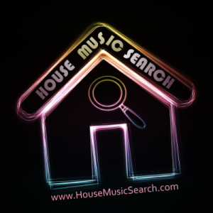 House Music Search logo with web address medium size 400x400 72dpi